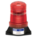 LED Beacon: Medium profile, 12-80VDC, pulse8 flash