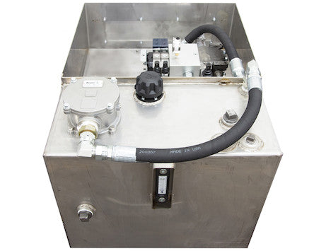 Central Hydraulic System 30 Gallon