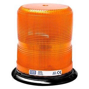 Strobe Beacon: i.beam, medium profile, 12-24VDC, 15 or 20 joules, double or quad flash, high intensity