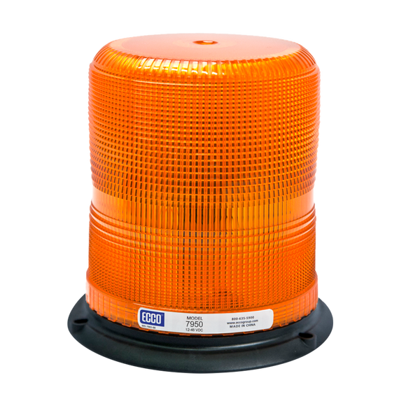 LED Beacon: Pulse II, medium profile, 12-48VDC, 11 flash patterns