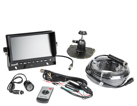 Buyers Products Rear Observation System with Recessed Backup Camera