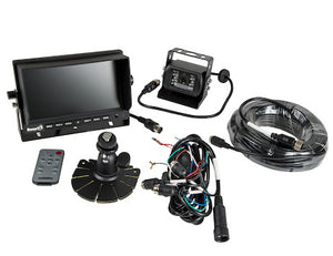 Rear Observation System with Night Vision Backup Camera