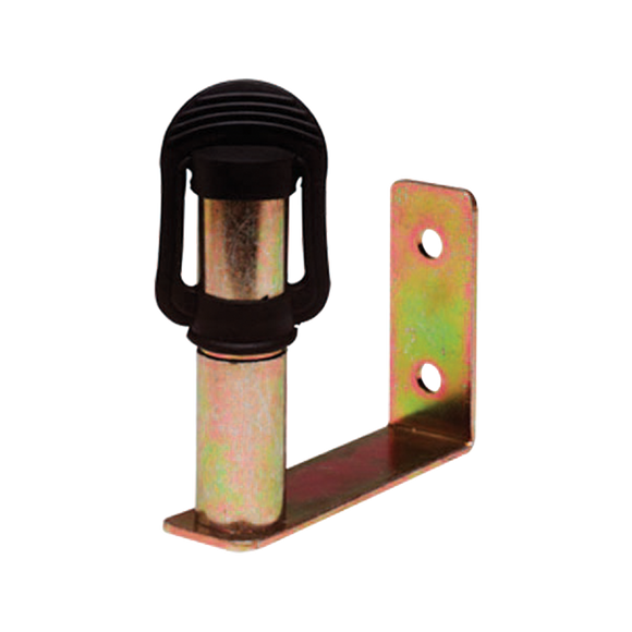 Bracket for 5800 Series DIN pole mount beacons