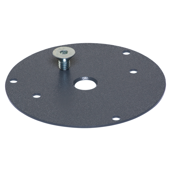 Mounting Bracket: Adapter plate, mirror mount 6200 & 6400 Series (use with A6400MB)