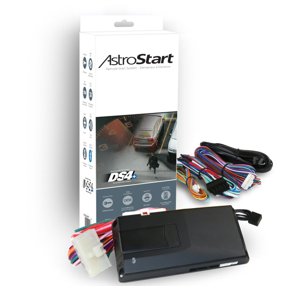 Astrostart DS4 Vehile Remote Starter Receiver