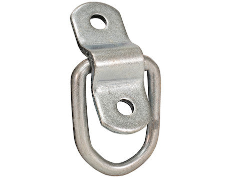 Rope Ring with Two Hole Bracket