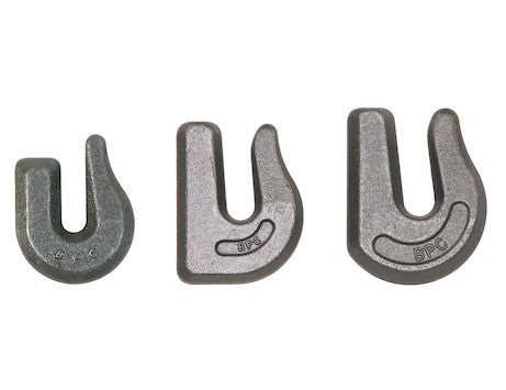Weld-On Heavy Duty Towing Hooks