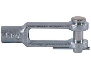 Clevis Rod End with Pin and Cotter Pin