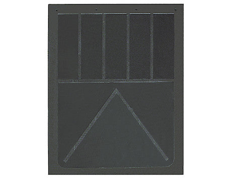Heavy Anti-Spray Rubber Mudflaps