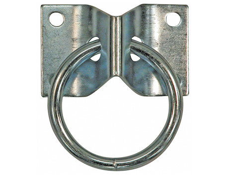 Rope Ring with Integral Bracket