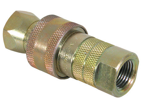 Sleeve-Type Hydraulic Quick Coupler