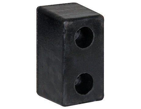 Molded Rubber Bumpers - Short