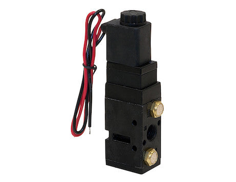 4-Way, 2-Position Solenoid Air Valve