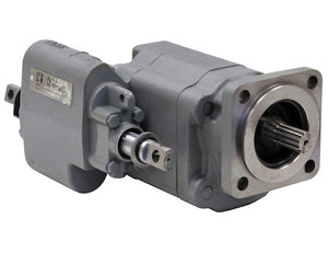 Direct Mount Hydraulic Dump Pump with Air Control