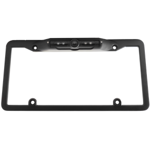 Camera: Gemineye, Color - license plate bracket mount, infrared, 4 pin