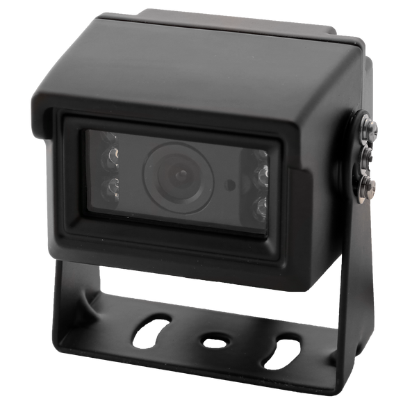 Camera: Gemineye, Color - small rectangle, audio, infrared, 4 pin