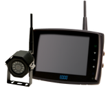"Camera Kit: Gemineye, digital wireless, 5.6"" LCD, color, 4 pin, expandable up to 3 cameras, 12-24VDC (includes EC5605-WM & EC2014-WC)"