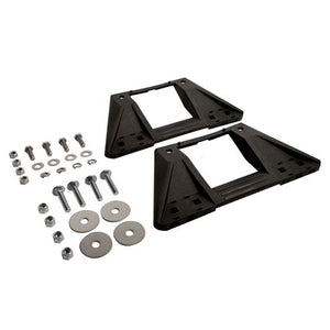 Roof Mount Kit: Standard feet, for use with 12 Series lightbars