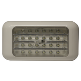 LED Interior Light: Rectangular, 12-24V
