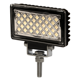 Worklamp: LED (33), flood beam, rectangle, 12-24VDC