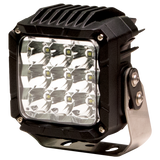 Worklamp: LED (9), square, 12-24VDC