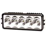 Worklamp: LED (5), rectangular, 12-24VDC (modular)