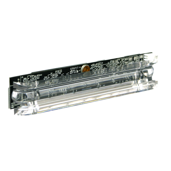 LED Module: Corner 21 Series, TR9 (centrally controlled)