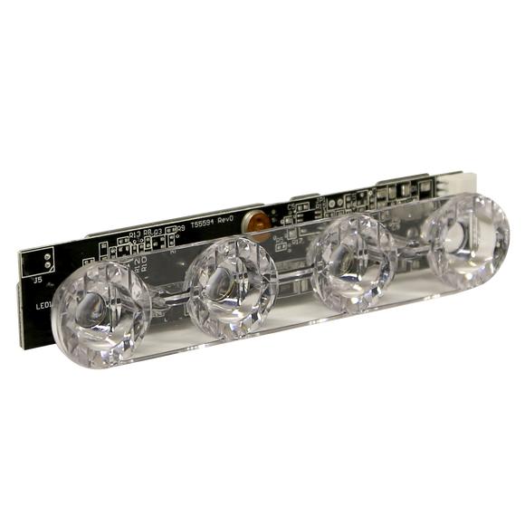LED Module: Front/Rear 21 Series, TR4 (independent flashing)