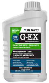 G-EX Fuel Cleaner for Enhanced Engine Performance