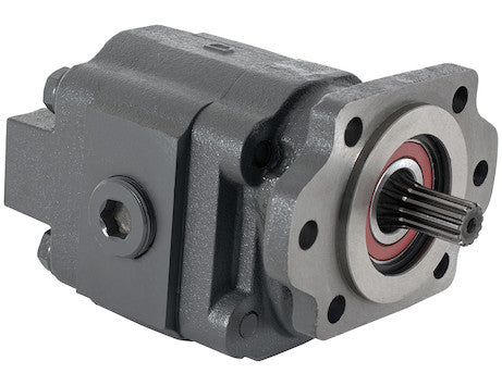 H50 Series Hydraulic Gear Pump with Spline Shaft