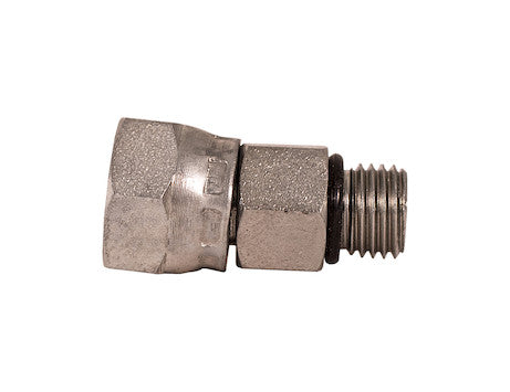 Male Straight Thread to Female Pipe Swivel Straight