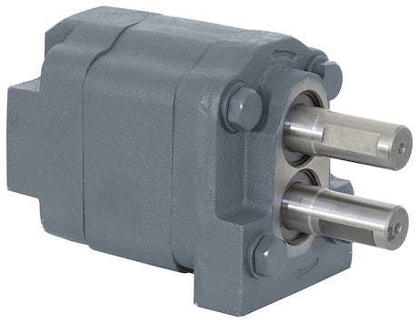 Dual Shaft Hydraulic Pump