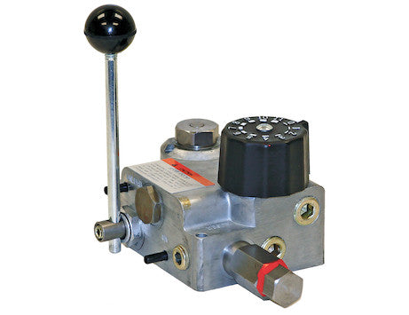 Single Flow Hydraulic Spreader Valve