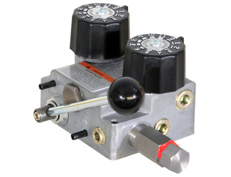 Dual Flow Hydraulic Spreader Valve