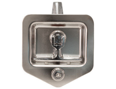 Standard Size Flush Mount T-Handle Latch with Blind Studs