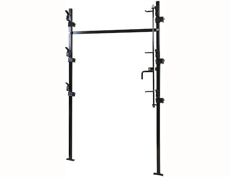 Lockable Trimmer Rack