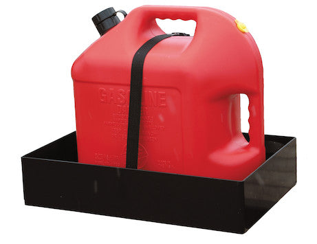 Gas Container Rack for Trailers