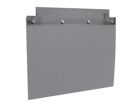 Mudflap Mounting Plate