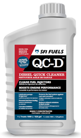 QC-D Quick Cleaner for Pre-Conditioning Engines