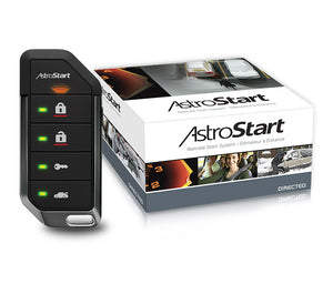 Astrostart 2625 2-Way Vehicle Remote Starter
