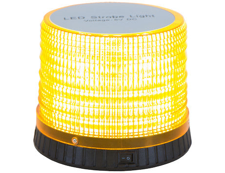 Portable 5.5 Inch Wide LED Beacon