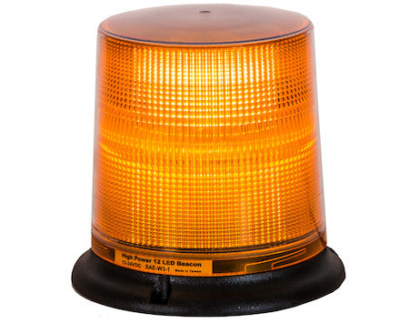 Class 1 6.5 Inch Wide LED Beacon - Tall, Permanent Mount