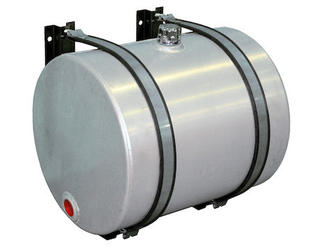 Side Mount Cylindrical Aluminum Reservoir
