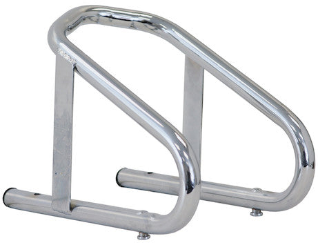 Chrome Plated Steel Motorcycle Chock