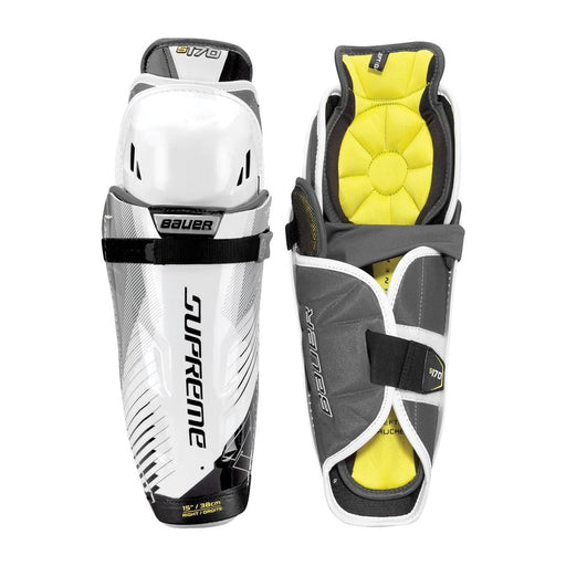 Bauer Supreme S170 Hockey Shin Guards - Senior