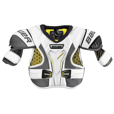 Bauer Supreme S170 Hockey Shoulder Pads - Junior