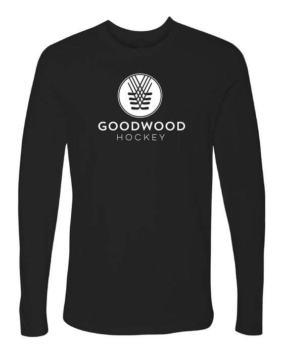 Goodwood Hockey Signature Long Sleeve Mens Tee Shirt
