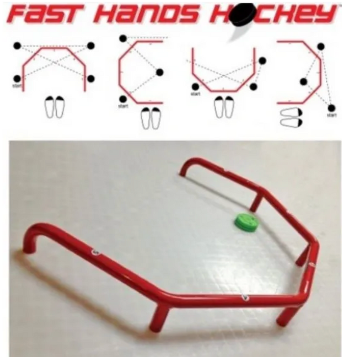 Fast Hands Hockey Stickhandling Training Aids