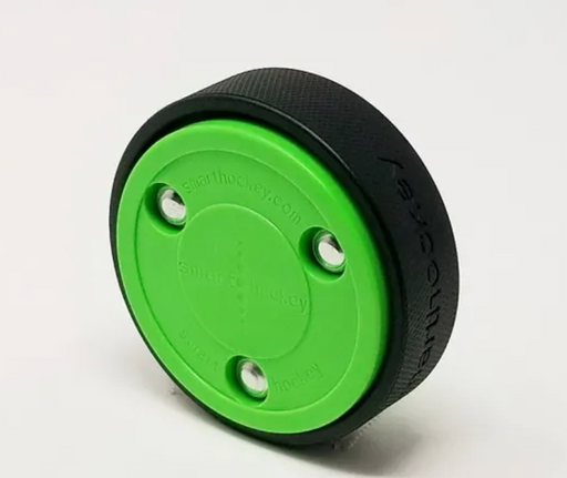 Smart Hockey Game Changer Training Puck - Green