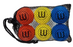 Winnwell Mini Hockey Balls - 6 pack